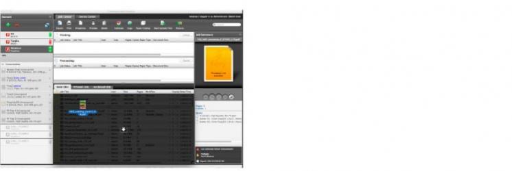 EFI brengt nieuwe versie van Fiery Commmand WorkStation uit