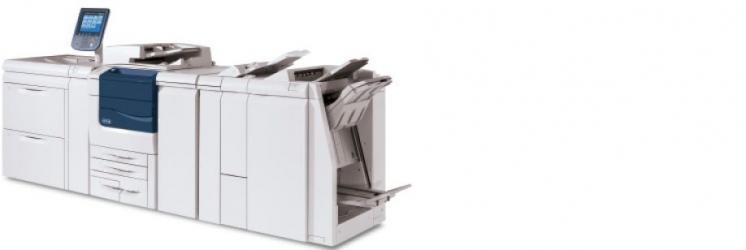 Xerox biedt repro en grafische ondernemers veelzijdigheid met de 570 Kleurenprinter
